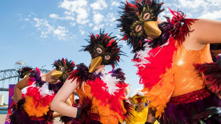 Sydney prepares to welcome the Year of the Rooster.