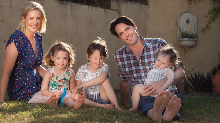 Lisa Corduff combines family life and blogging.