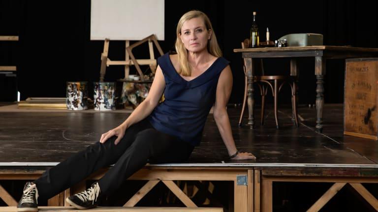 Kate Champion, choreographer for Opera Australia's La Boheme: factoring in rain, party boats, bats and anxious opera singers.
