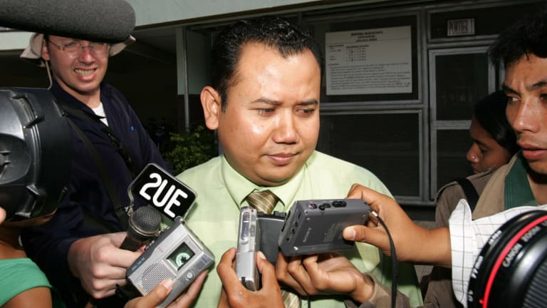 Muhammad Rifan detailed corruption allegations before the executions took place.