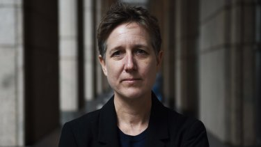 """I think it is a crisis for enterprise bargaining"": Head of the ACTU Sally McManus."