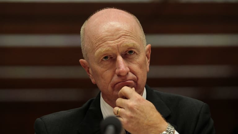 Reserve Bank governor Glenn Stevens received a Companion in the Order of Australia this month.