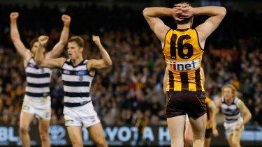 Isaac Smith kicks the Cats into delirium.