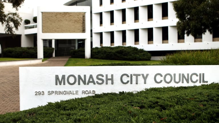 Monash City Council has passed a rule which will mean councillors who want to raise a point of order will have to need to place two hands on their head.