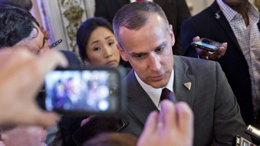 Corey Lewandowski, one-time campaign manager for Donald Trump, has documented what it was like to work for the campaign.