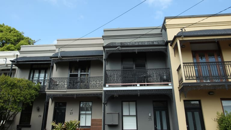 Rising house prices have forced key workers out of Sydney's inner city and middle ring suburbs.