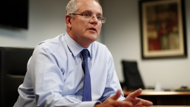 Treasurer Scott Morrison says housing affordability will be central to his second federal budget.