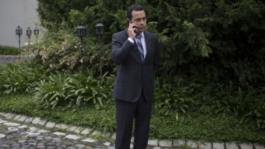 President-elect Jimmy Morales wants Guatemala's poorest children to be given smartphones.