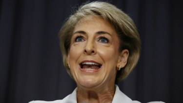 Employment Minister Michaelia Cash has backed the work for the dole program.
