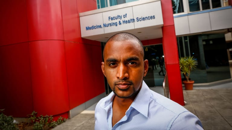 Dr Maithri Goonetilleke, the man behind the open letter from health professionals supporting mental health benefits of the Safe Schools Program.