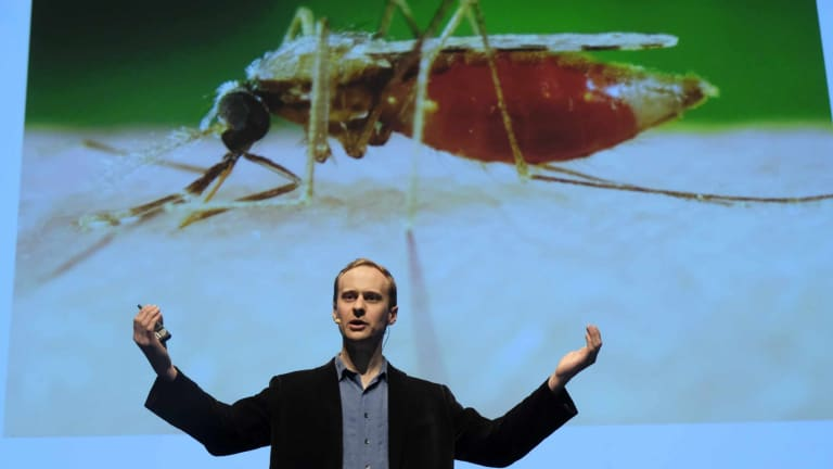 Among the possibilities put forward for using gene drives is the eradication of malaria-carrying mosquitoes.