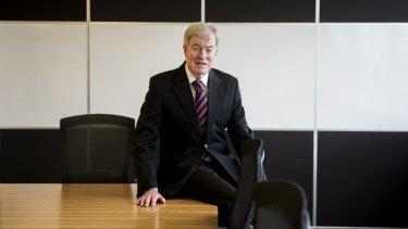 """Profound changes"": Public Service Commissioner John Lloyd."