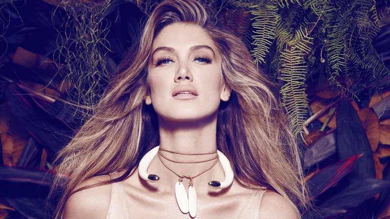 Delta Goodrem wants to reclaim her place as a musician and not just a TV talent show judge.