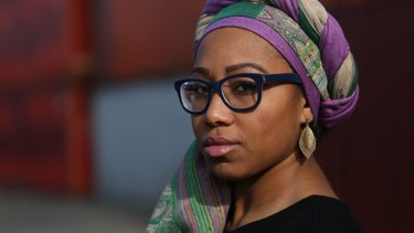 The main character in Yassmin Abdel-Magied's latest book are a young reader-friendly expression of what she herself has gone through in the public eye.