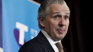 Telstra chief Andy Penn has announced he would be redirecting $250 million in capital expenditure to improve the network infrastructure.