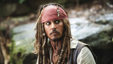 Pirates of the Caribbean star Johnny Depp will return to the US on Friday.