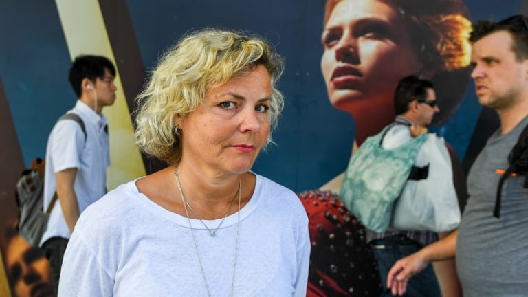 """""""In every country, there are a lot of flops and they are usually made by men"""": Anna Serner, chief executive of the Swedish Film Institute."""