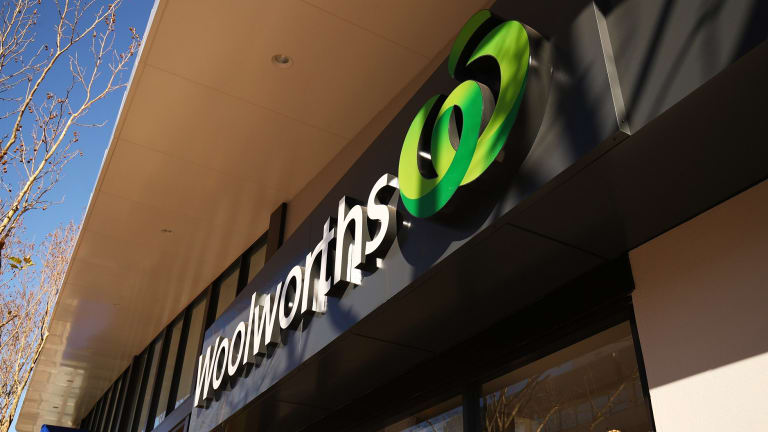 SCA Property has benefited from an improvement in Woolworth sales.