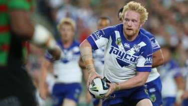 Dying breed: James Graham is an all-playing forward.