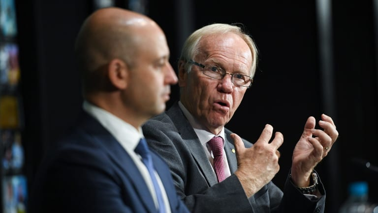 New ARLC chairman Peter Beattie's first job will be to unify the 16 NRL clubs to pass reform.