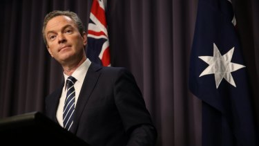 Will try to get reforms through the Senate: Christopher Pyne.