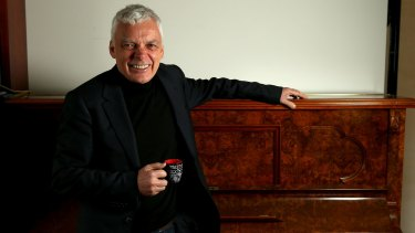 Graeme Simsion says he has learned a lot  about the craft of writing since his debut novel <i>The Rosie Project</i>, which sold more than a million copies around the world.