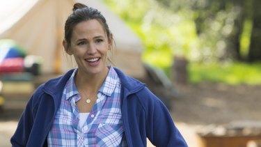 Jennifer Garner stars in Camping.