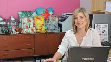 """""""Not making a decision is worse than making a bad decision, Brisbane entrepreneur Janina Byrne says."""