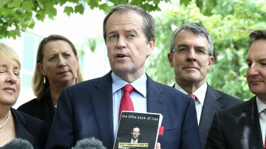 Bill Shorten: Performed well, but needs to put down policy markers.