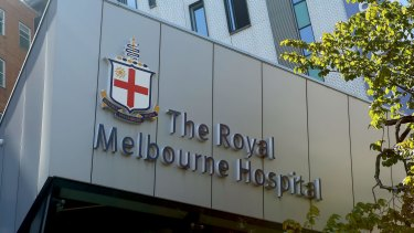Forty per cent of staff said they had seen bullying at the Royal Melbourne Hospital.