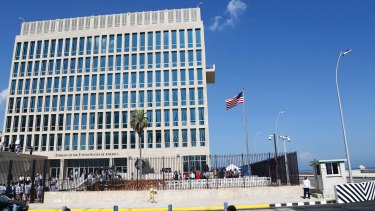"American diplomats who served in Cuba have been diagnosed with mild traumatic brain injury following mysterious, unexplained ""sonic attacks""."