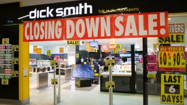 Dick Smith suppliers, dividends in liquidator's sights