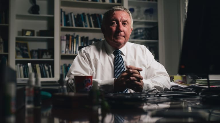 Canberra barrister Allan Anforth.
