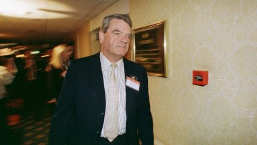 Historian David Irving has been barred from entering Australia multiple times.