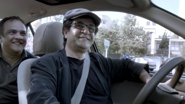 The fault lines of life in Iran were exposed by Jafar Panahi in Tehran Taxi.
