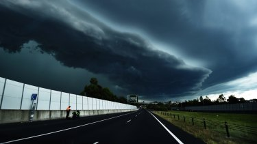 Thunderstorm asthma led to the deaths of nine people in Victoria last year.