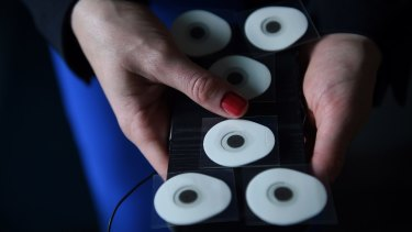 Sarah McDonald's real-time monitoring pregnancy patch is one step closer to becoming a reality.