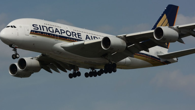 Singapore Airlines announces big changes to Canberra flights
