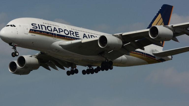 singapore airlines marketing plan