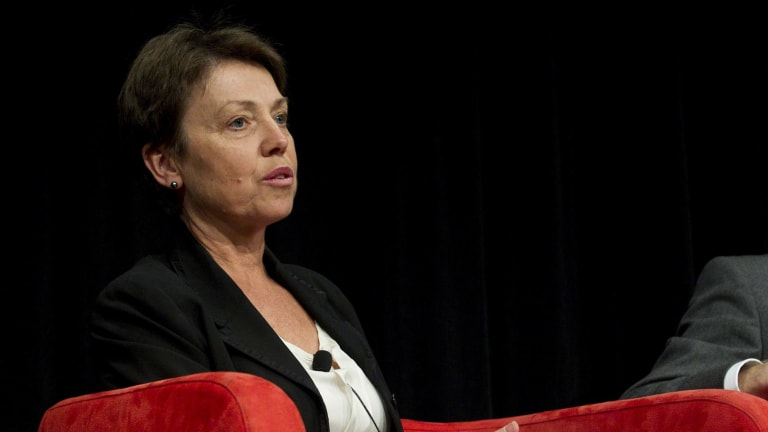 ASIC commissioner Cathie Armour say boards need to ramp up knowledge about cyber risks.