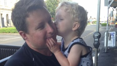 In and out of the uniform, Senior Constable Brett Forte was a cheeky, loving dad and husband.