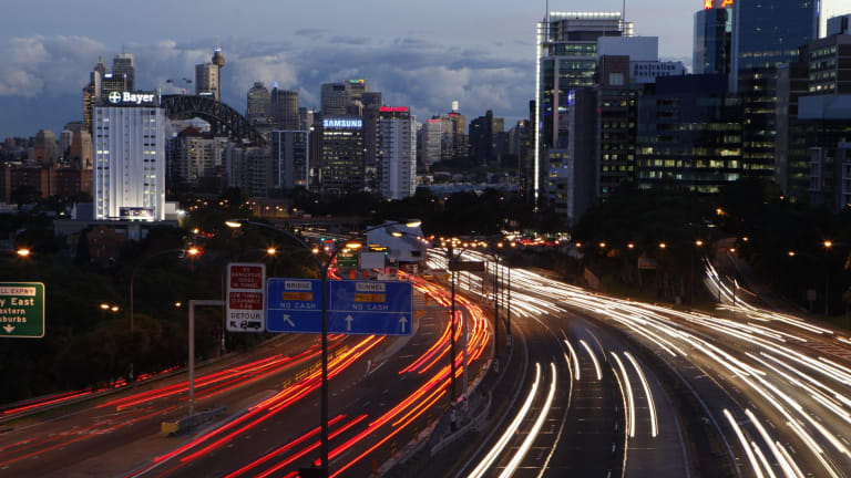 Without intervention, lost productivity from delays on roads will cost $53.3 billion a year by 2031, according to Infrastructure Australia.