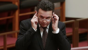 """Media companies large and small are under a great deal of pressure"": Senator Nick Xenophon."