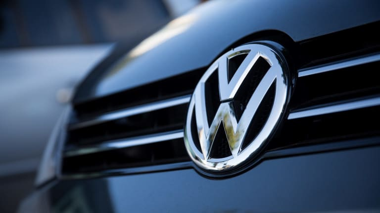 Volkswagen: The company has given owners no indication of what work needs doing.