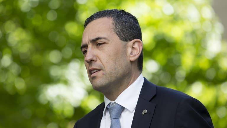 South Australian Treasurer Tom Koutsantonis.
