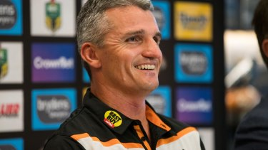 Fast start: Ivan Cleary.