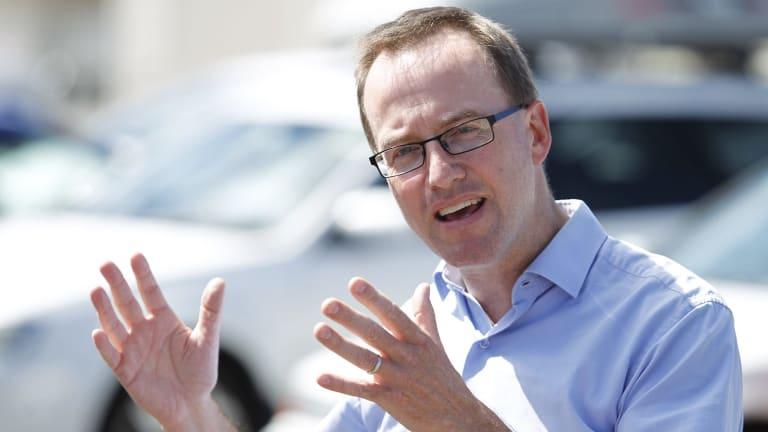 NSW Greens MP David Shoebridge.