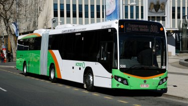 Canberra's bus services alone won't help the city's economic transformation.
