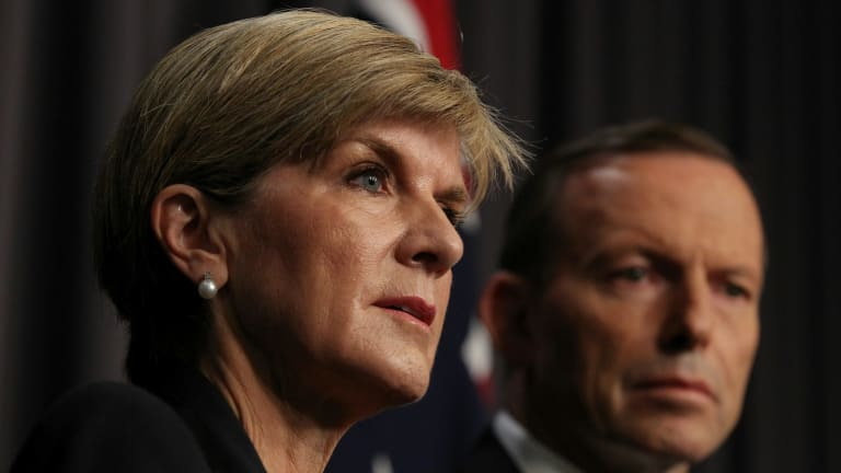 """""""Indonesian consent would be required and that has not been forthcoming."""": Julie Bishop on whether she will request for a court hearing regarding the legality of the Bali nine executions."""
