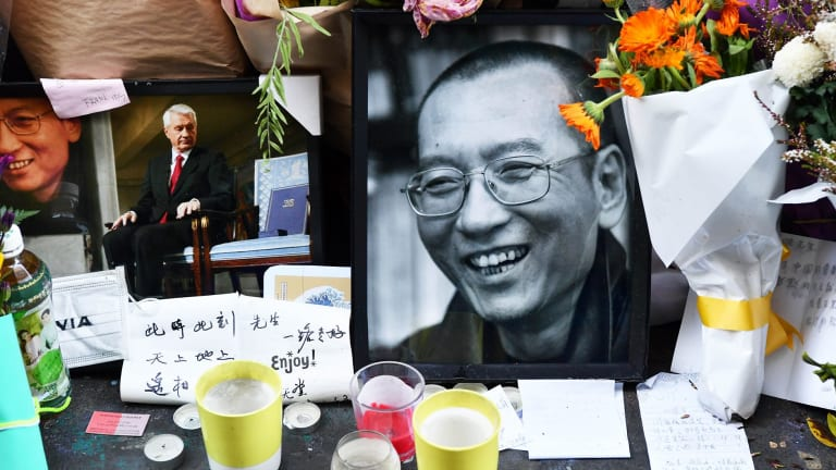 Many Chinese students do not even know Liu Xiaobo's name.